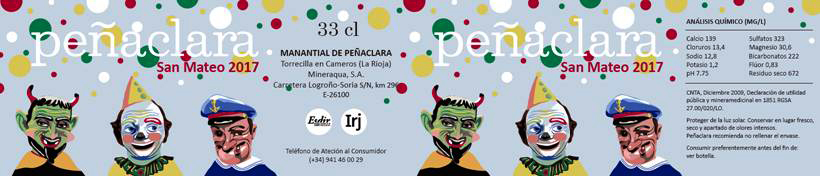 ENTREGADOS LOS PREMIOS DEL IX CONCURSO DE ETIQUETAS PEÑACLARA 2017