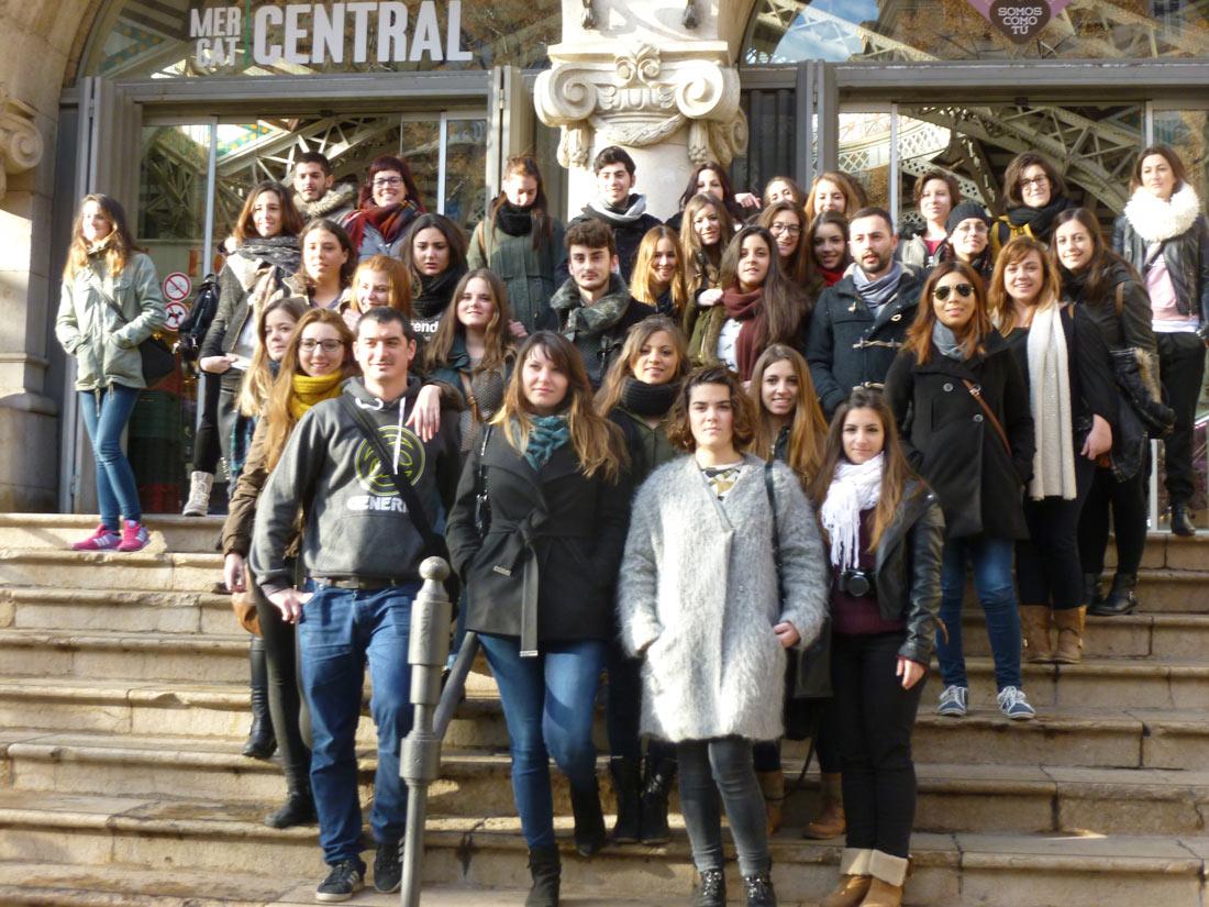Viaje a valencia de dise o de interiores esdir escuela for Diseno de interiores valencia