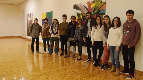 Estudiantes de Producto diseñarán el trofeo para el Certamen Nacional de Pintura