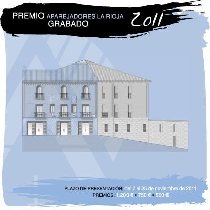 PREMIO DE GRABADO APAREJADORES DE LA RIOJA 2011