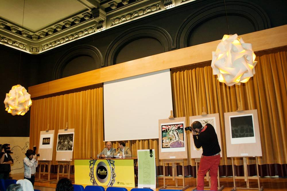 Palmarés del IV Premio de Grabado y Vino Bodegas Dinastía Vivanco