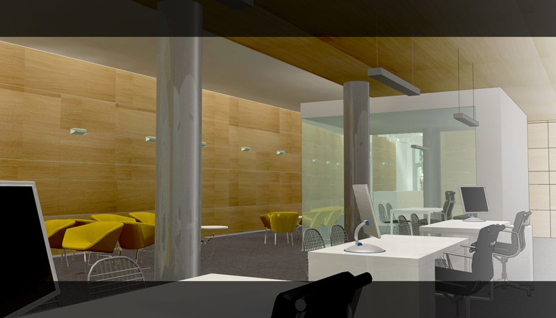 Proyectos finales de los estudios superiores de dise o de for Estudios diseno de interiores