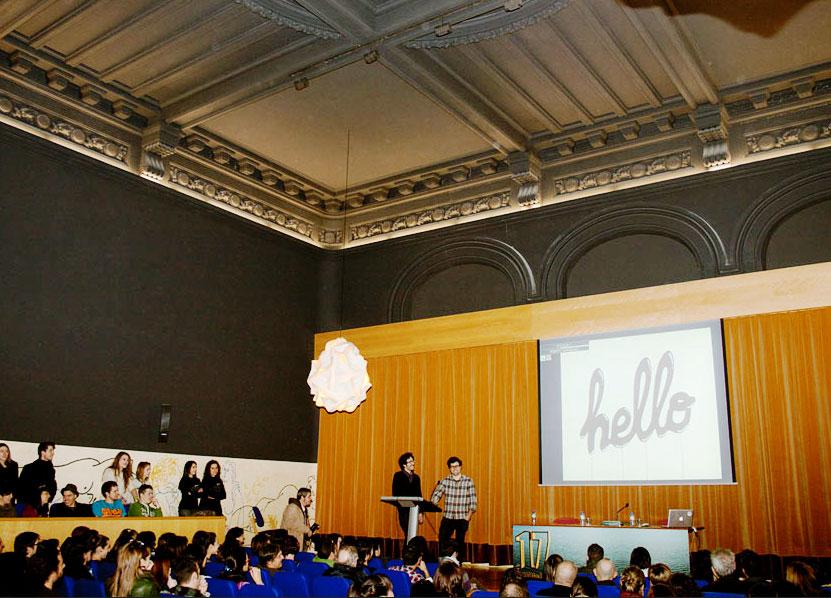 Acto de presentación del curso 2015_16