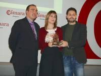 Alfredo Revenga y Carmen Ayensa ganadores del Premio Afamour