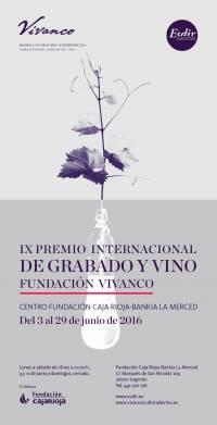 IX Premio Grabado Vivanco