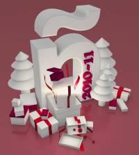 cartel para la campaña 'Hacemos brillar tu Navidad'