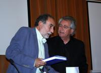 Homenaje de despedida a Manuel Sainz