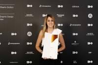 Ana Rita Izquierdo. Premio Laus
