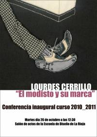 Conferencia Lourdes Cerrillo