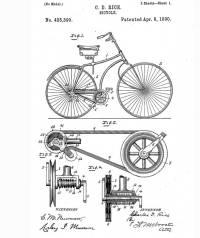 Patrente de Bicicleta