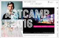 Campamento de Arte este verano en Pilsen, con talleres artísticos a elegir.