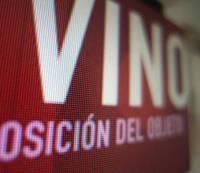 Imágenes de exposición del Vino, en Showroom