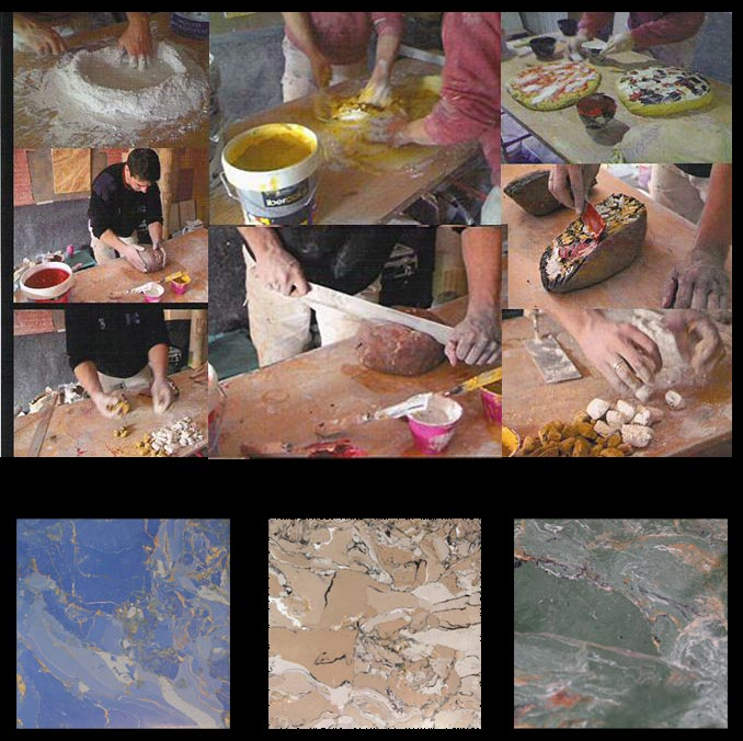 El Arte del Estuco Marmol de Victor Sierra