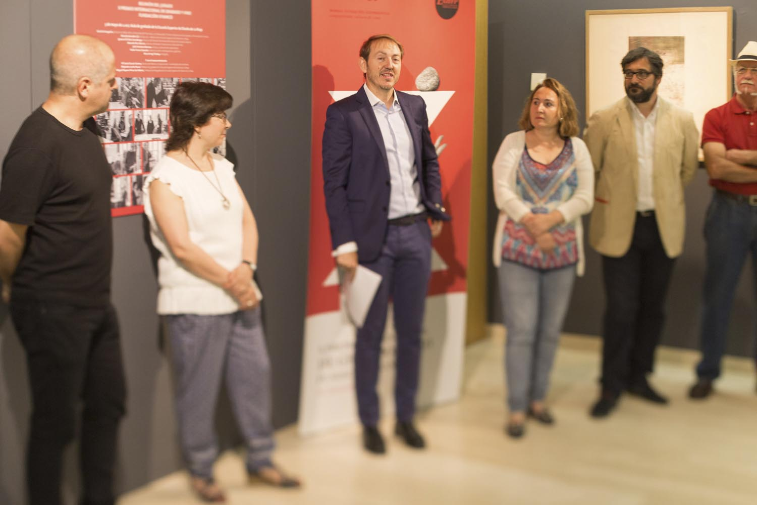 Inauguración vivanco