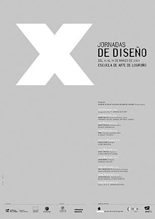 X Jornadas de Diseño en la Escuela de Arte de Logroño