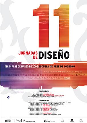 XI Jornadas de Diseño en la Escuela de Arte de Logroño