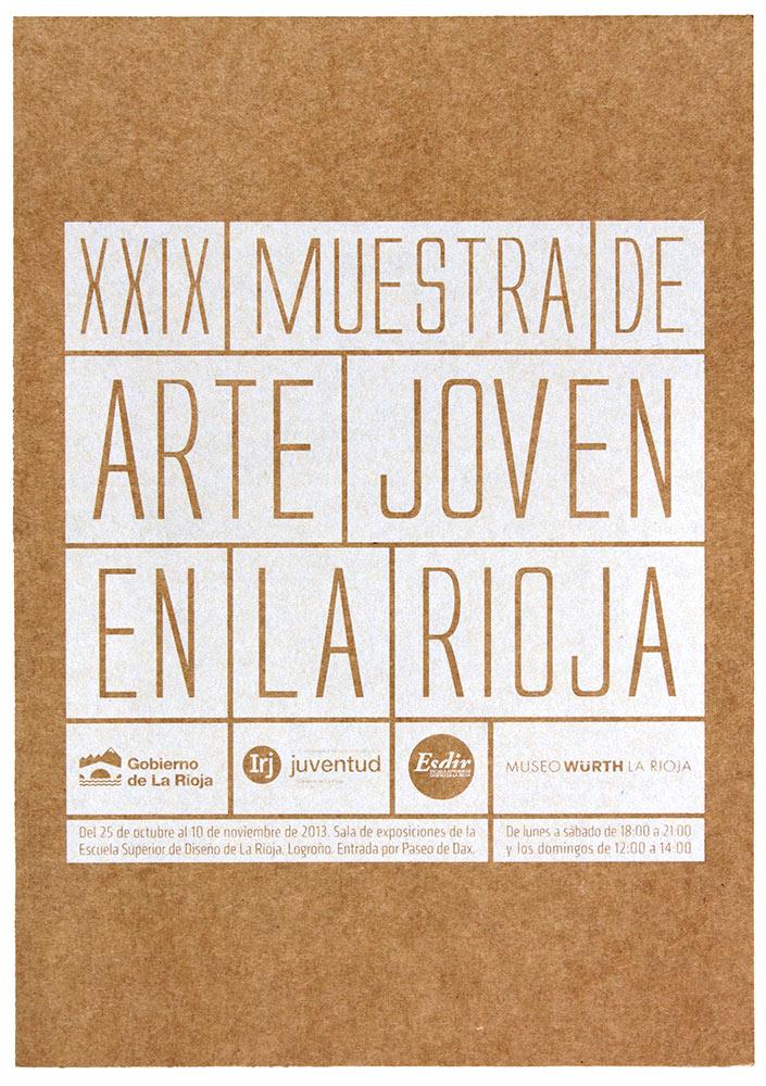 XXIX Muestra de Arte Joven en La Rioja